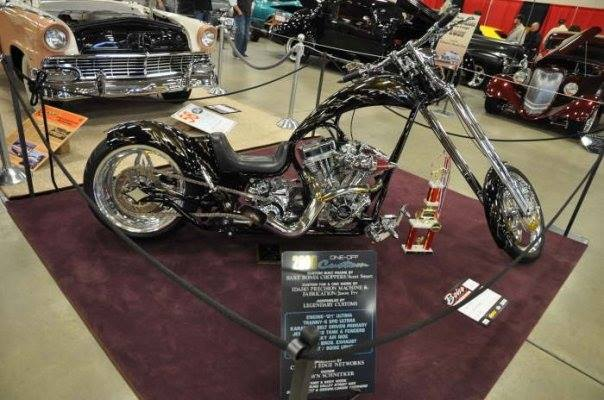 2001 Custom Chopper