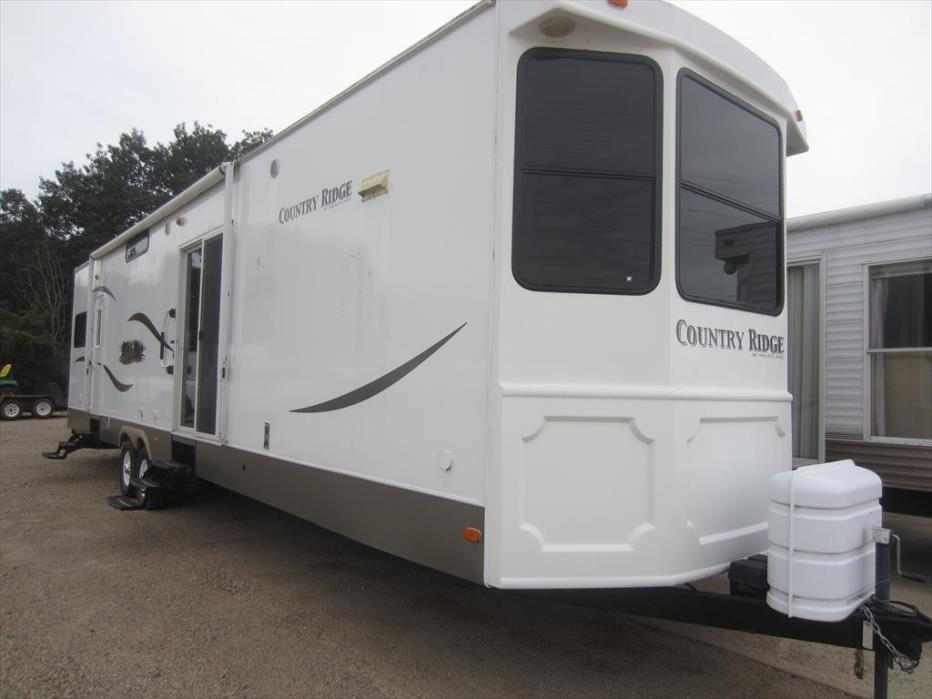 2011 Heartland Rv Country Ridge CR 40FKSS