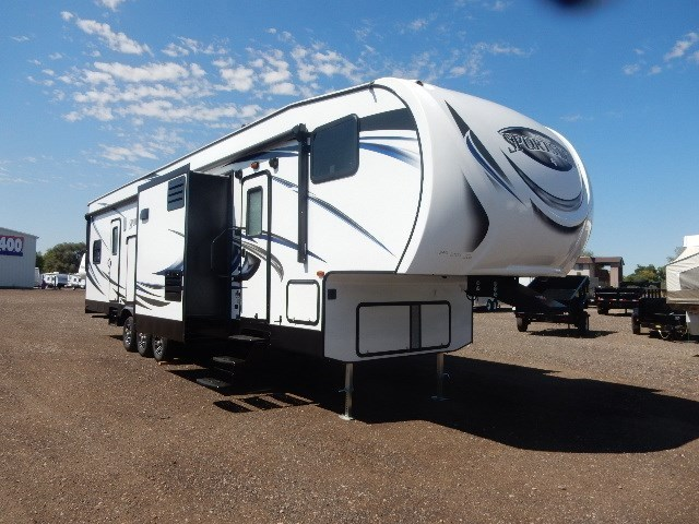 2017 Kz Rv Sportster 355TH12