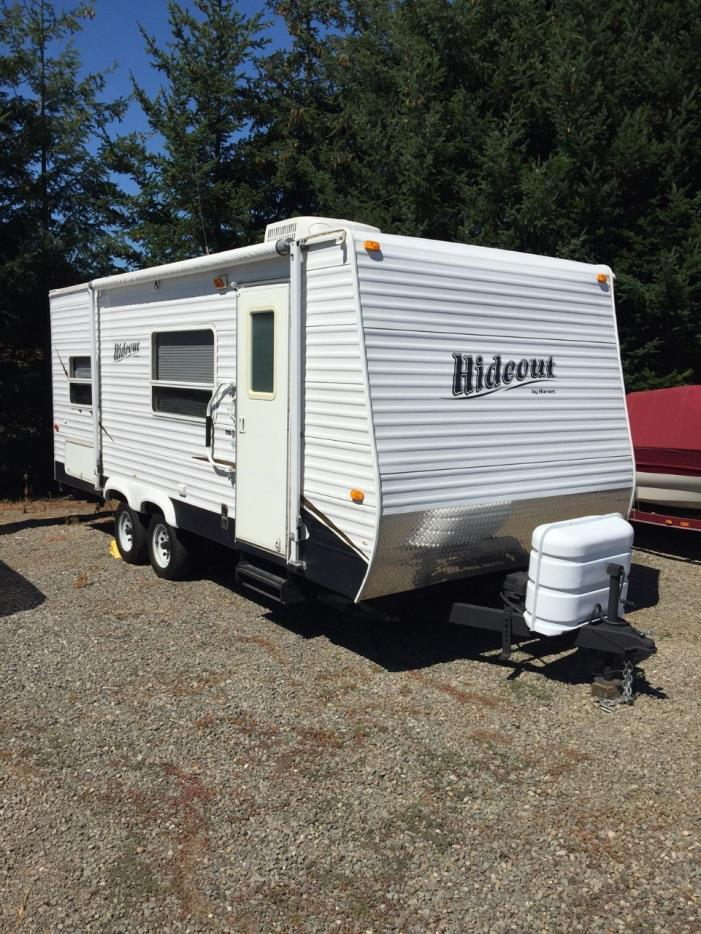 Keystone Hideout 19flb Rvs For Sale