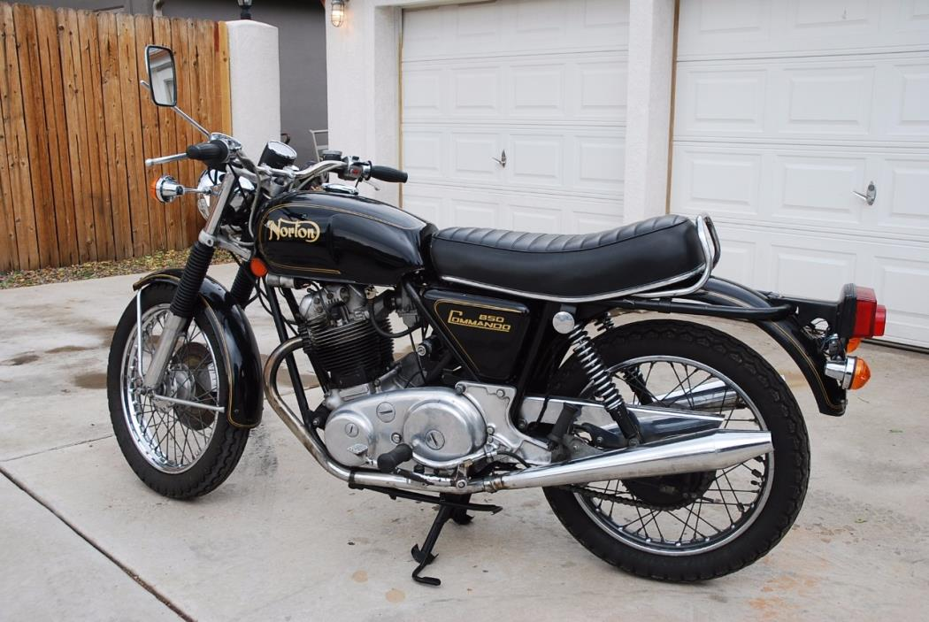 Norton 750 Commando Motorcycles For Sale