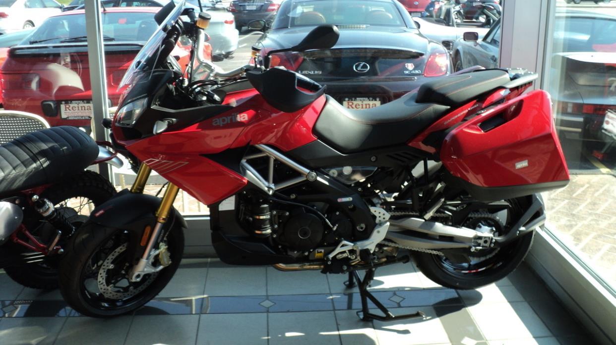 2009 Aprilia SMV 750 Dorsoduro