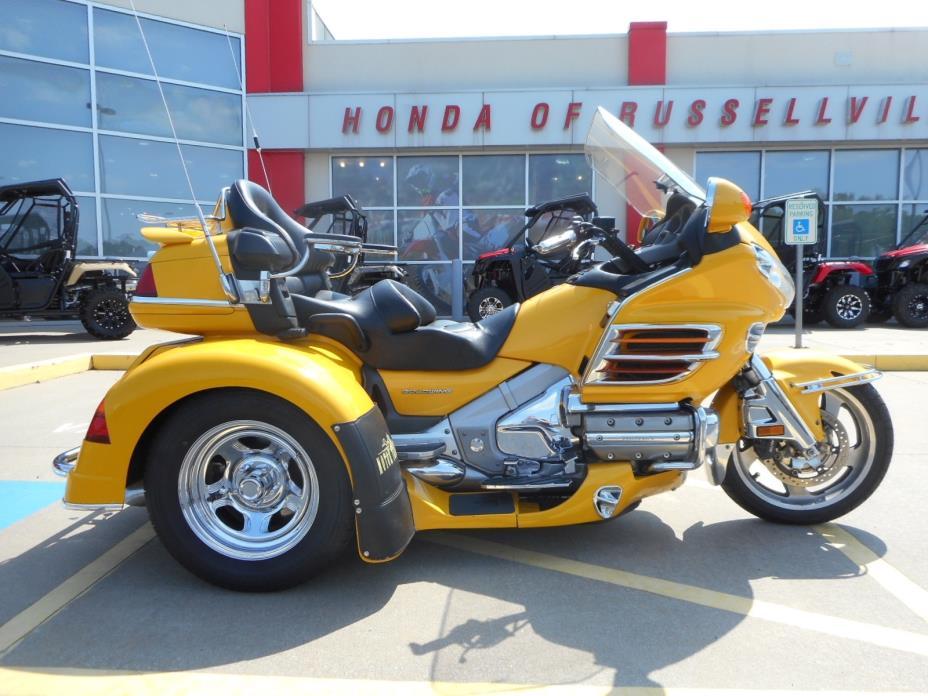 2006 Motor Trike Honda GL1500 Classic II