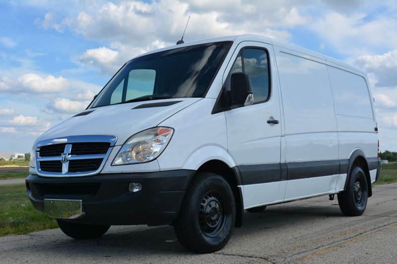 2008 Dodge Sprinter 2500 Cargo Van Cargo Van