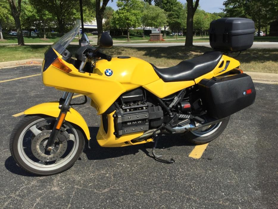 bmw k75 motorcycles for sale in ann arbor michigan. Black Bedroom Furniture Sets. Home Design Ideas