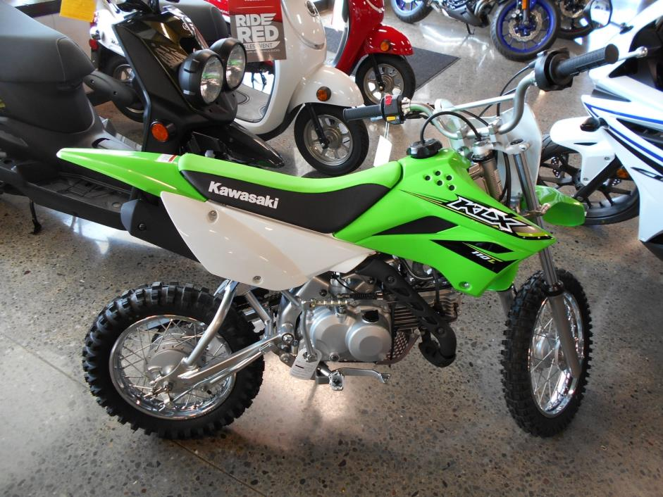 kawasaki klx110l motorcycles for sale in brookfield wisconsin. Black Bedroom Furniture Sets. Home Design Ideas