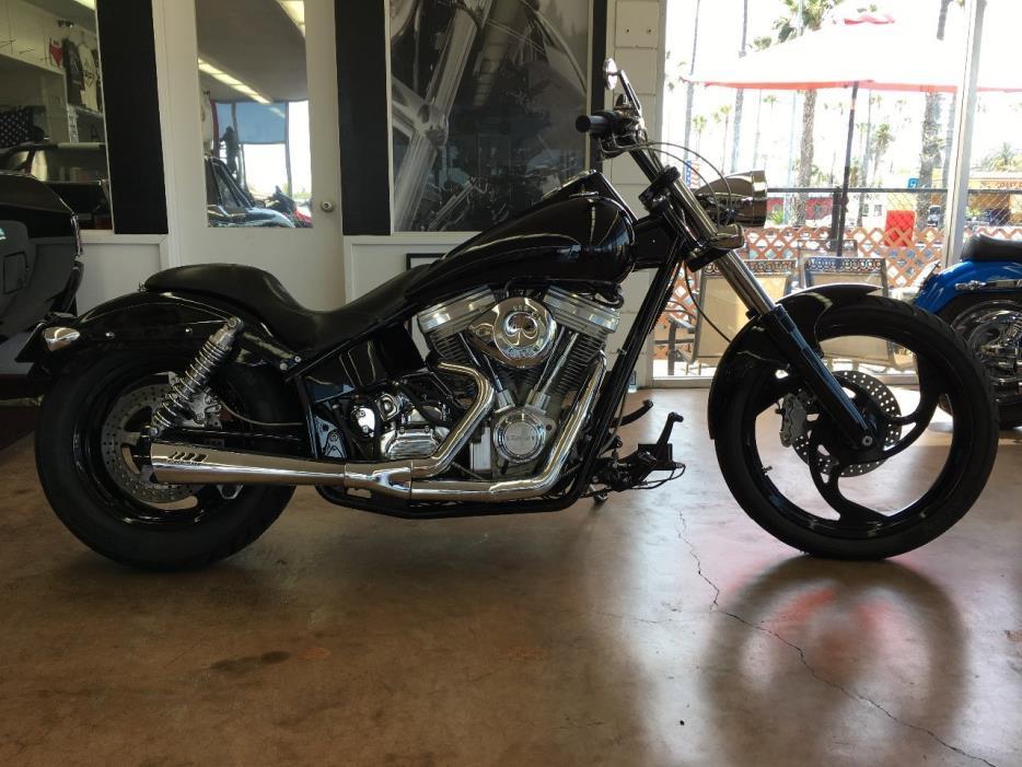 2011 Big Dog Motorcycles K-9 250