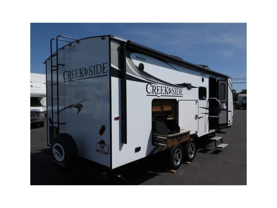 2016 Outdoors Rv Manufacturing Creek Side 23RBS