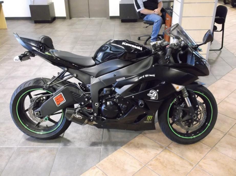 1999 kawasaki ninja zx6r 600 motorcycles for sale. Black Bedroom Furniture Sets. Home Design Ideas