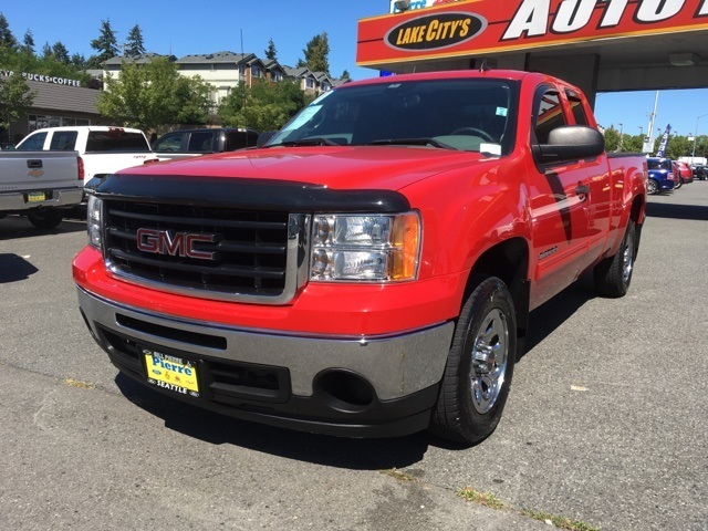 2011 Gmc Sierra 1500  Pickup Truck