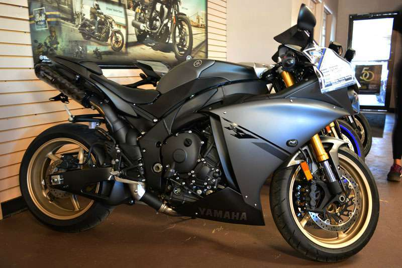 Yamaha Yzf R1 Motorcycles For Sale In Clearwater Florida