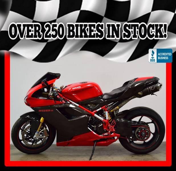 2010 Ducati 1198 S