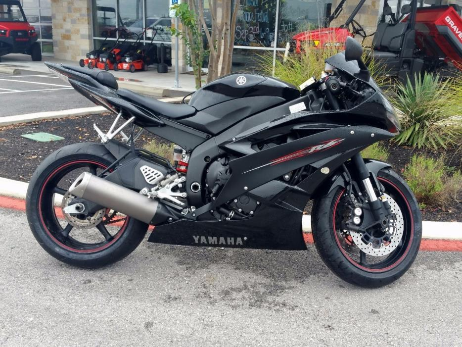 2006 yamaha r6 red motorcycles for sale for 2006 yamaha r6 for sale