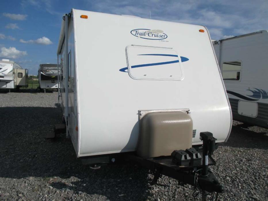 2008 R-Vision Trail Bay 26QBH