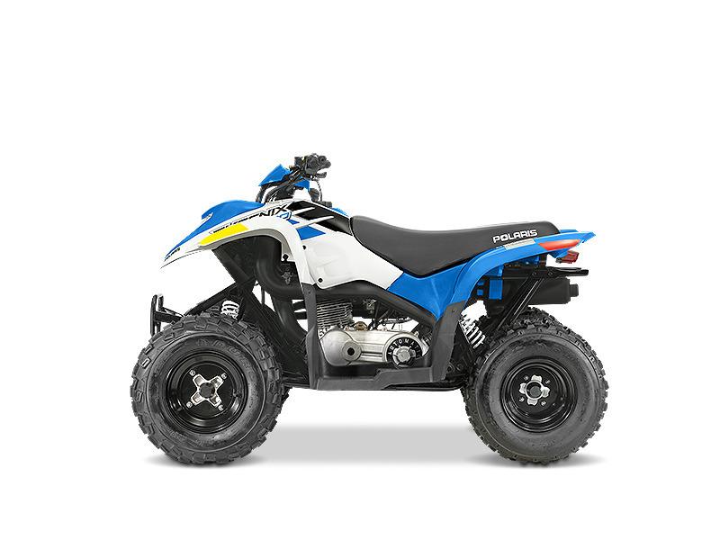 2016 Polaris Phoenix 200 VooDoo Blue