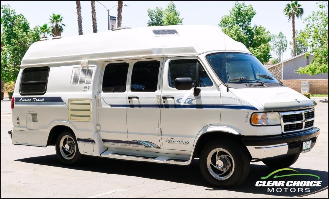 1996 Leisure Travel FREEDOM B350