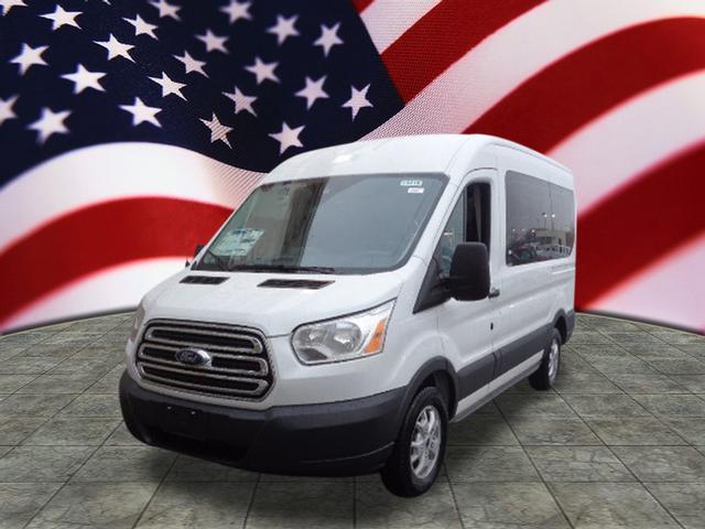 2016 Ford Transit Passenger Van