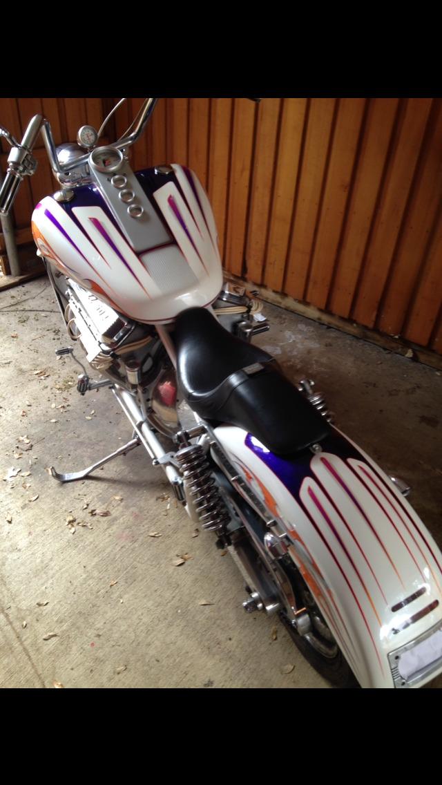 2012 Kawasaki Voyager 1700 1700CC