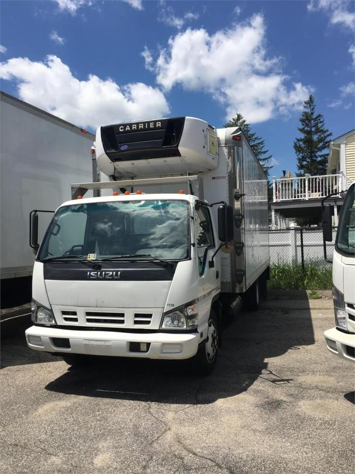 2007 Isuzu Npr  Refrigerated Truck