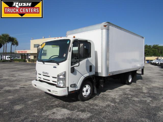2011 Isuzu Npr  Box Truck - Straight Truck