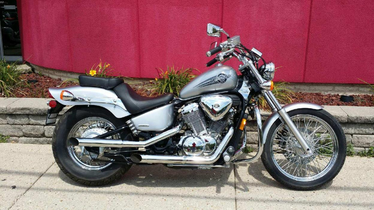 Honda shadow motorcycles for sale in des plaines illinois for Honda des plaines