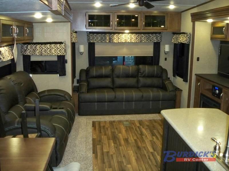2017 Coachmen Rv Chaparral 390QSMB