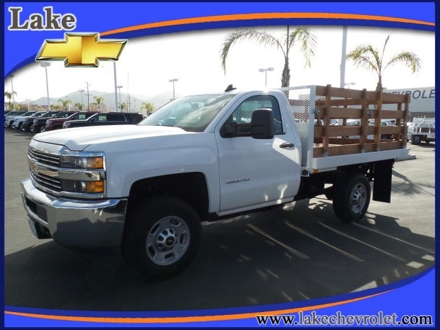 2015 Chevrolet Silverado 2500hd Built After Aug 14 Stake Bed