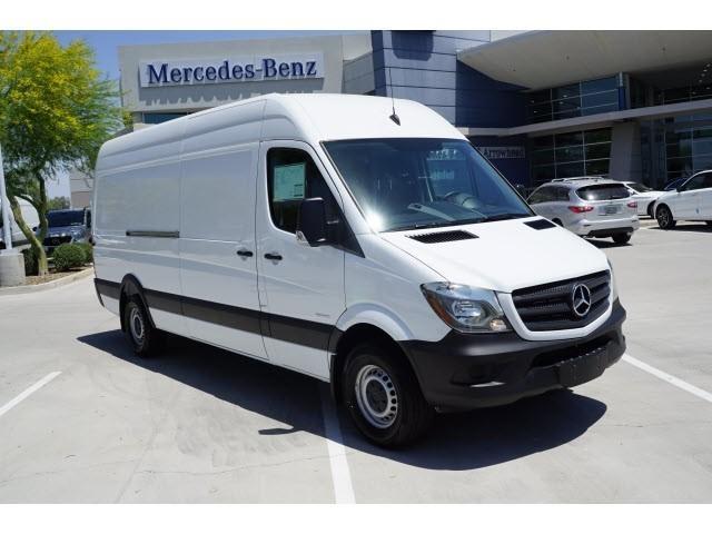 2016 Mercedes-Benz Sprinter Cargo Vans Cargo Van