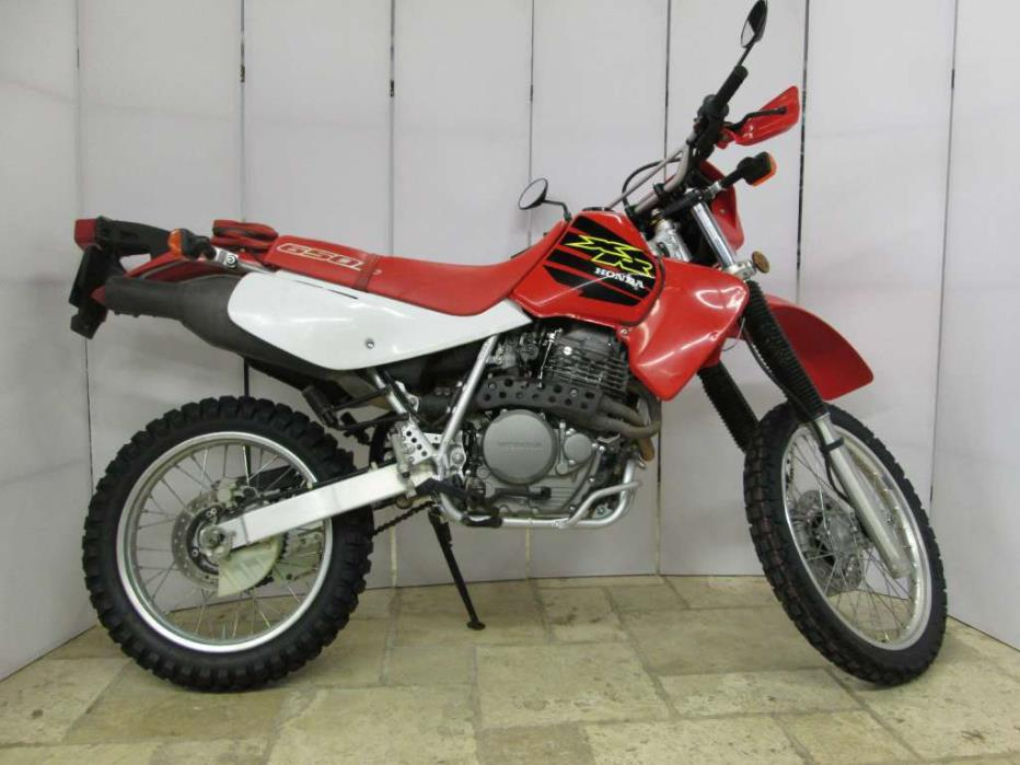 2000 Honda Xr650l Motorcycles for sale