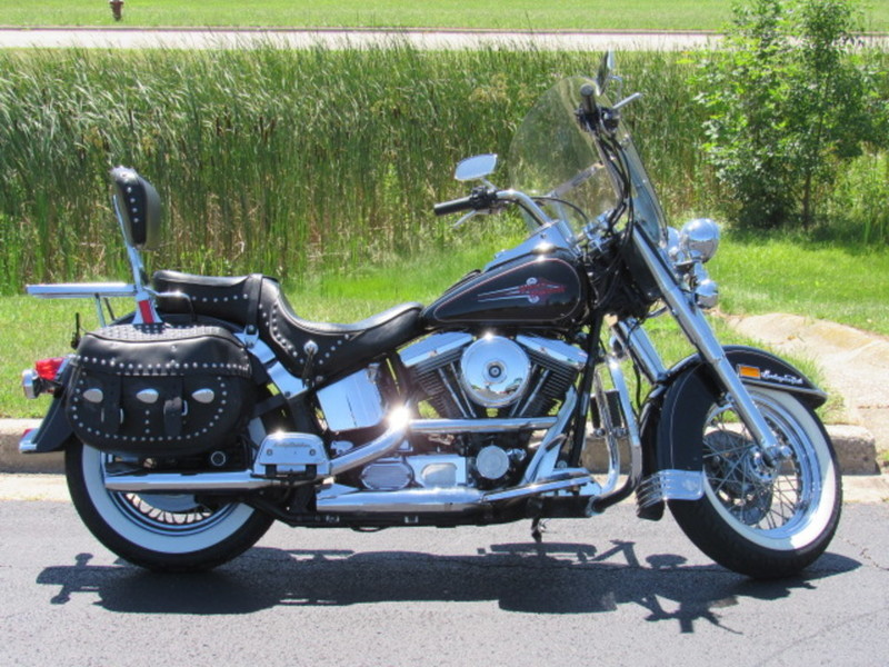1991 Flstc Motorcycles For Sale