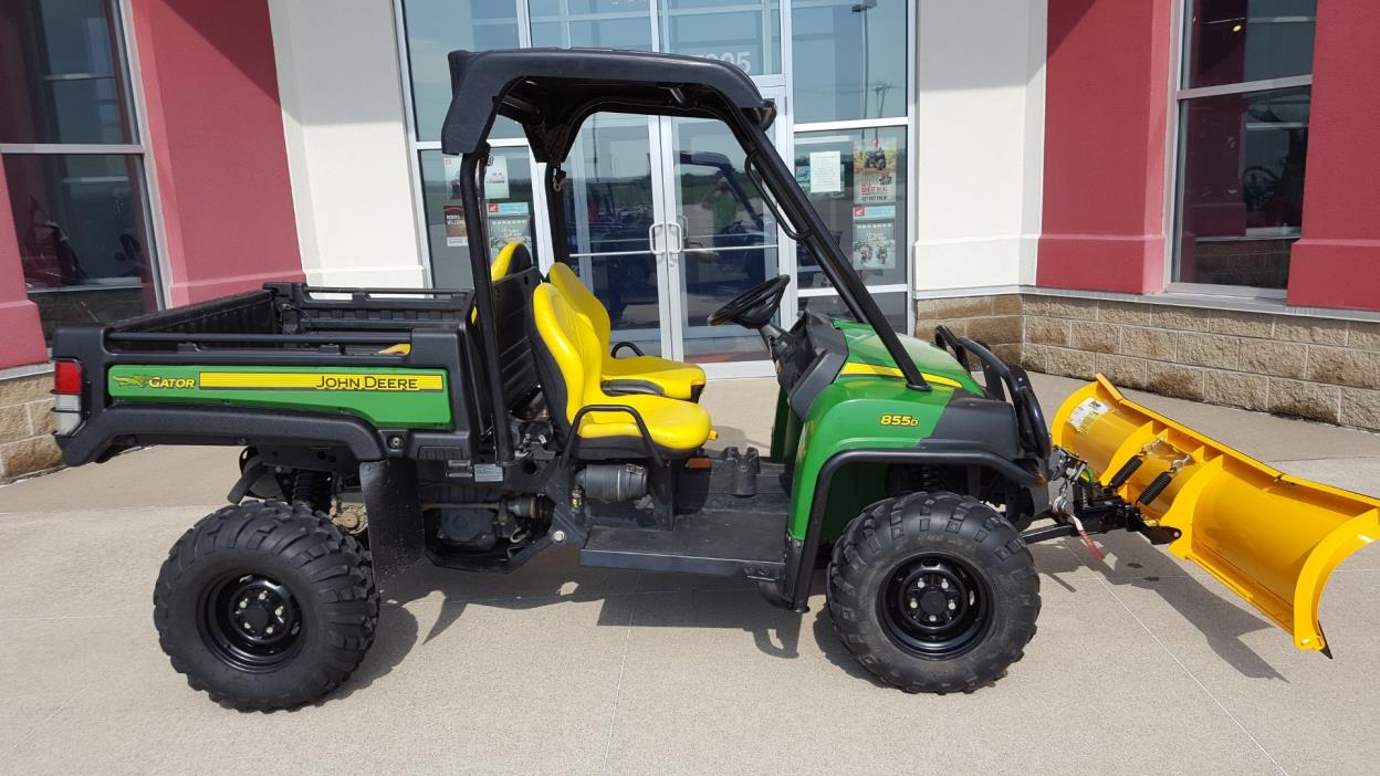 john deere gator xuv855d motorcycles for sale. Black Bedroom Furniture Sets. Home Design Ideas