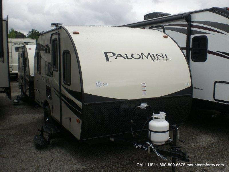 2017 Palomino Palomini 132FD