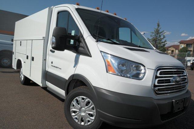 2016 Ford Transit Cutaway  Cutaway-Cube Van