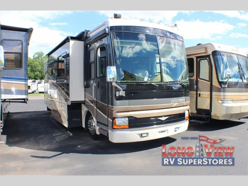 2006 Fleetwood Rv Discovery 35H