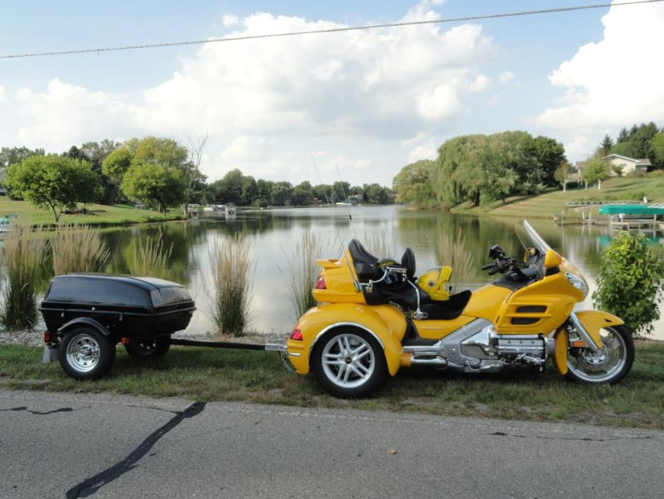 Honda Goldwing Motorcycles For Sale In Michigan