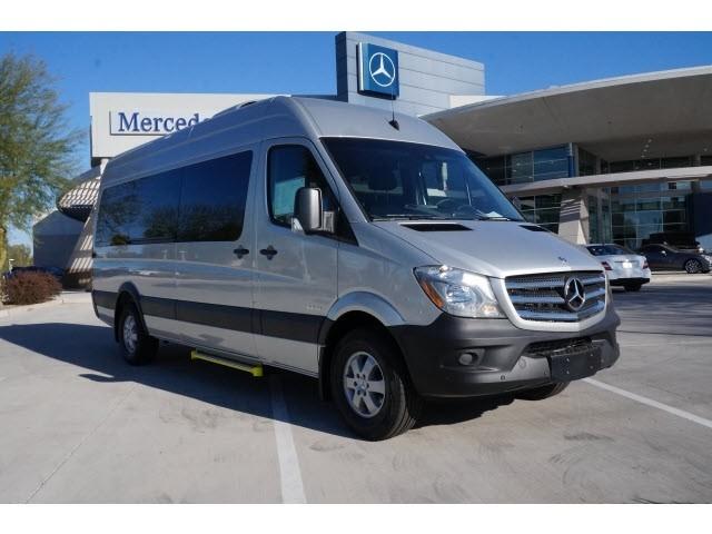 2016 Mercedes-Benz Sprinter Passenger Vans Passenger Van