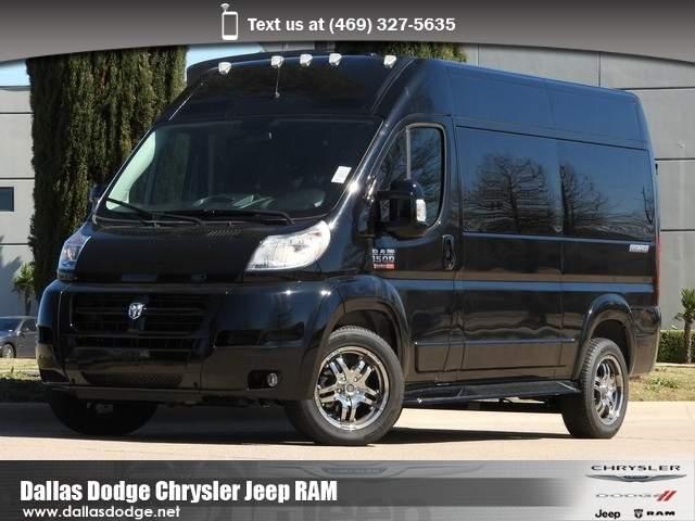 2015 Ram Promaster 1500  Bus