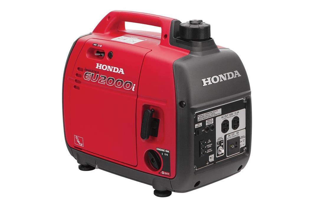 2016 Honda Power Equipment EU2000T1A1