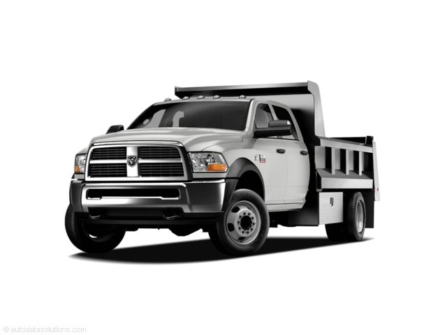 2011 Ram 3500 Hd Chassis Cab Chassis