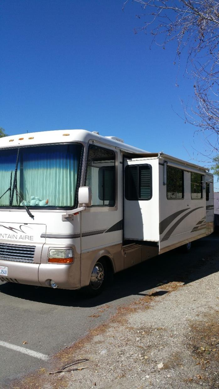 Newmar Mountain Aire 3758 rvs for sale