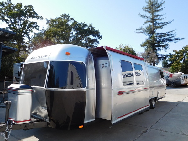2001 Airstream CLASSIC LIMITED 34