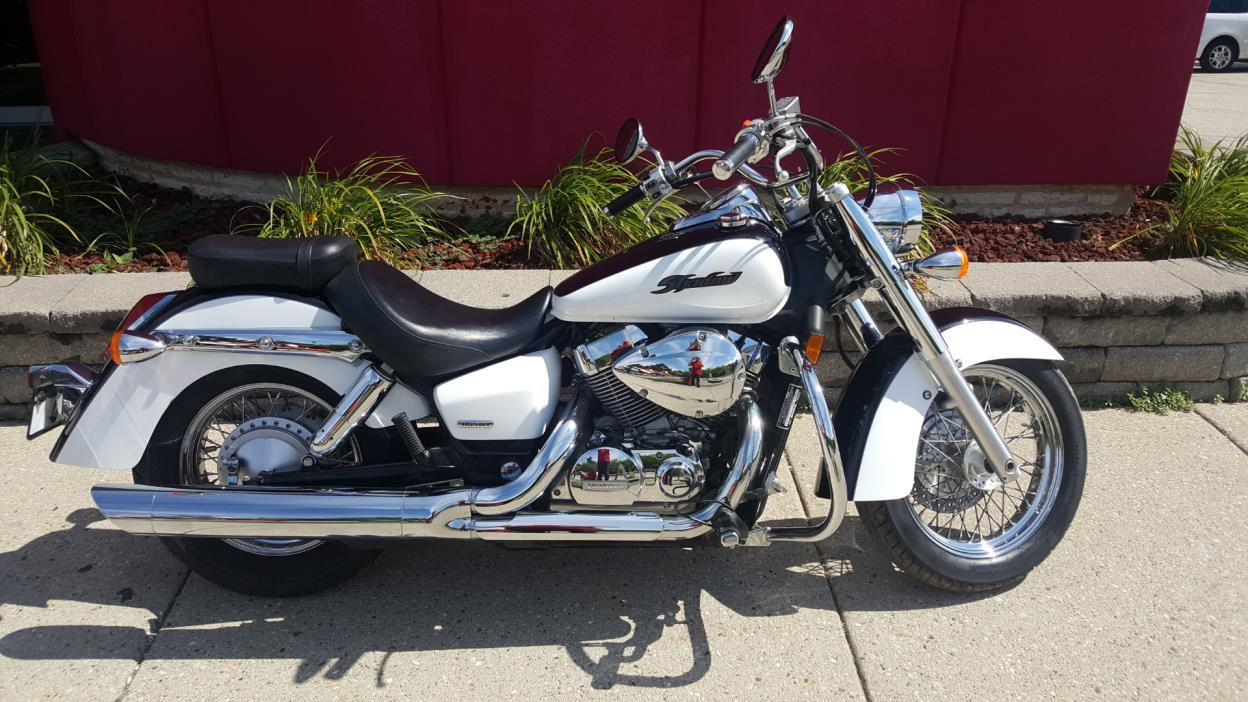 Honda shadow aero motorcycles for sale in des plaines for Honda des plaines