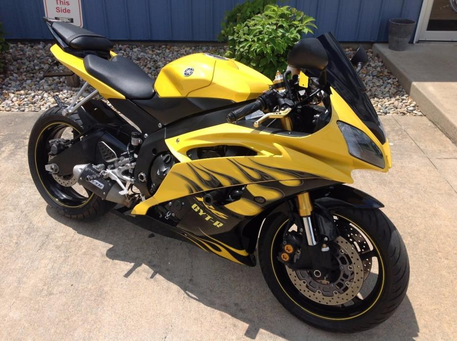 2008 yamaha r6 limited edition motorcycles for sale. Black Bedroom Furniture Sets. Home Design Ideas