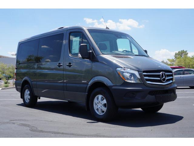 2015 Mercedes-Benz Sprinter Passenger Vans Passenger Van
