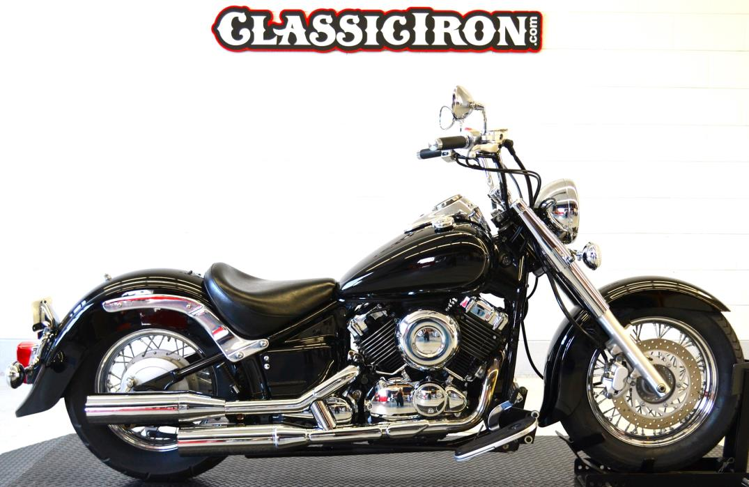 Yamaha v star classic motorcycles for sale in virginia for Yamaha v star classic