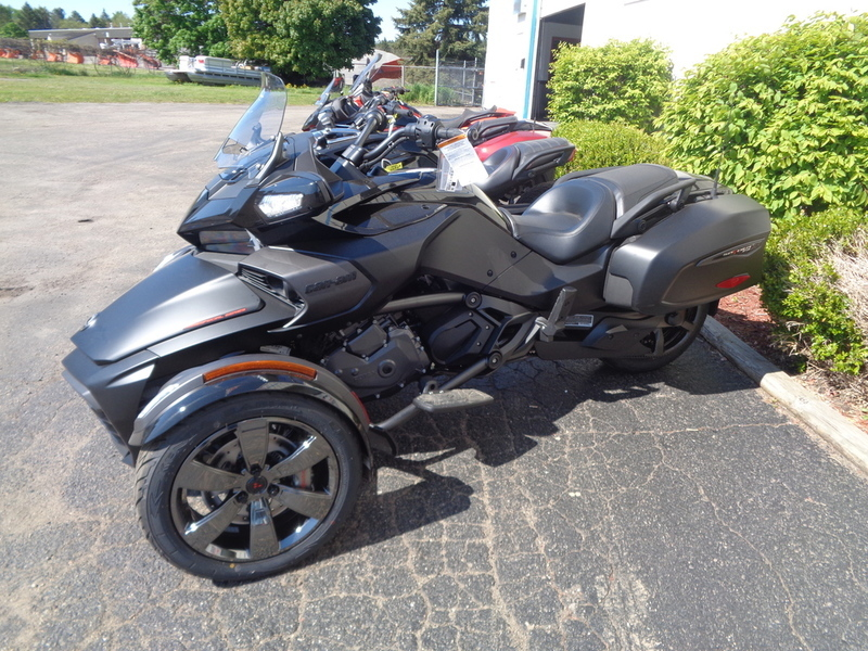 can am spyder f3 limited special series motorcycles for sale. Black Bedroom Furniture Sets. Home Design Ideas