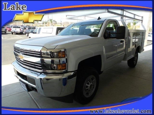 2015 Chevrolet Silverado 2500hd Built After Aug 14 Utility Truck - Service Truck