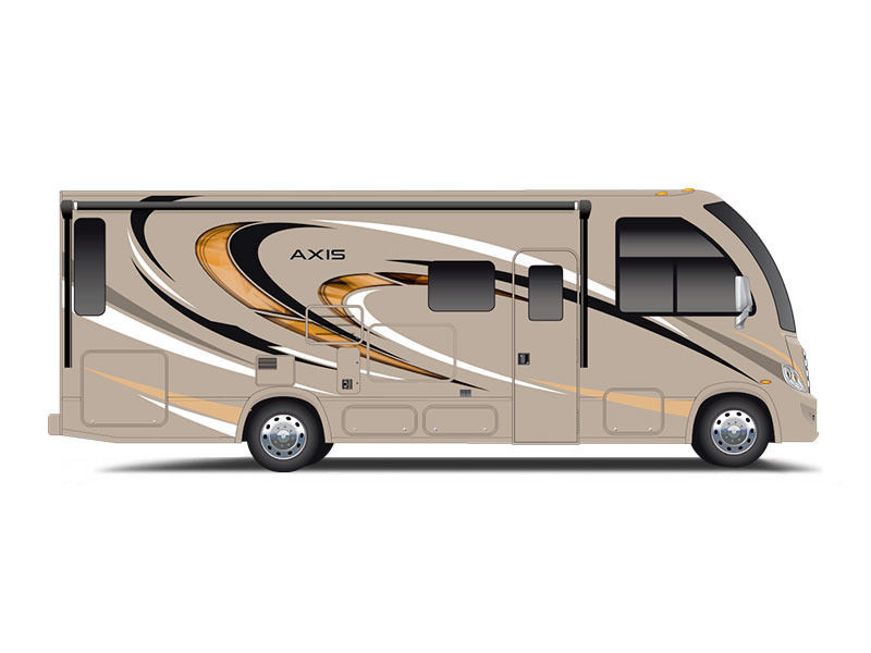 Thor axis rvs for sale in indiana for Thor motor coach axis