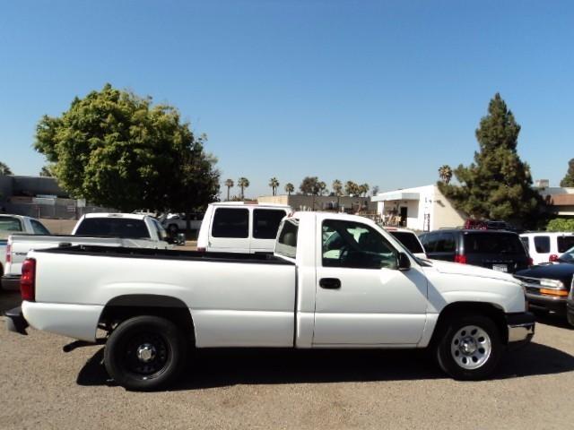 2007 Chevrolet Silverado 1500 Classic Landscape Truck