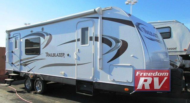 2013 Komfort Trailblazer 2400RK